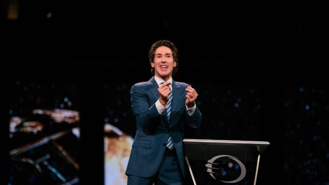 'My Reputation Is in God's Hands' Joel Osteen Says