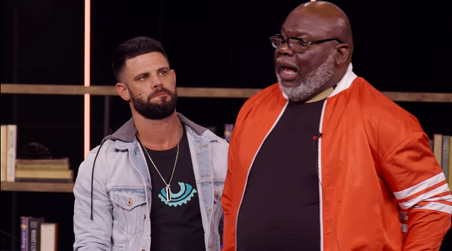 Bishop TD Jakes on how God uses 'crushing' to make his