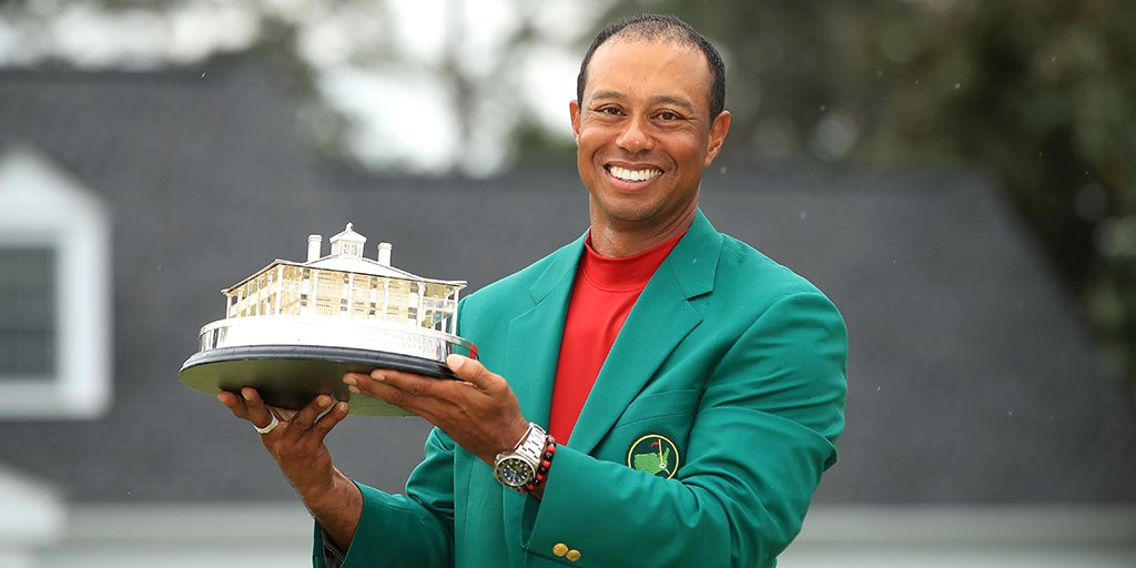 Tiger Woods Roars to 'Fantastic Life Comeback' With 2019 Masters Win