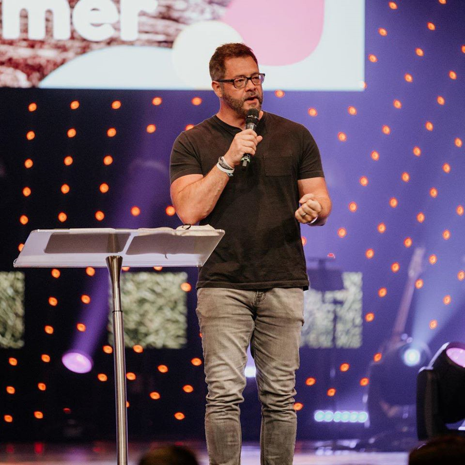 Megachurch Pastor Darrin Patrick dies from self-inflicted gunshot wound